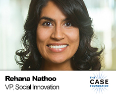Rehana Nathoo - Case Foundation